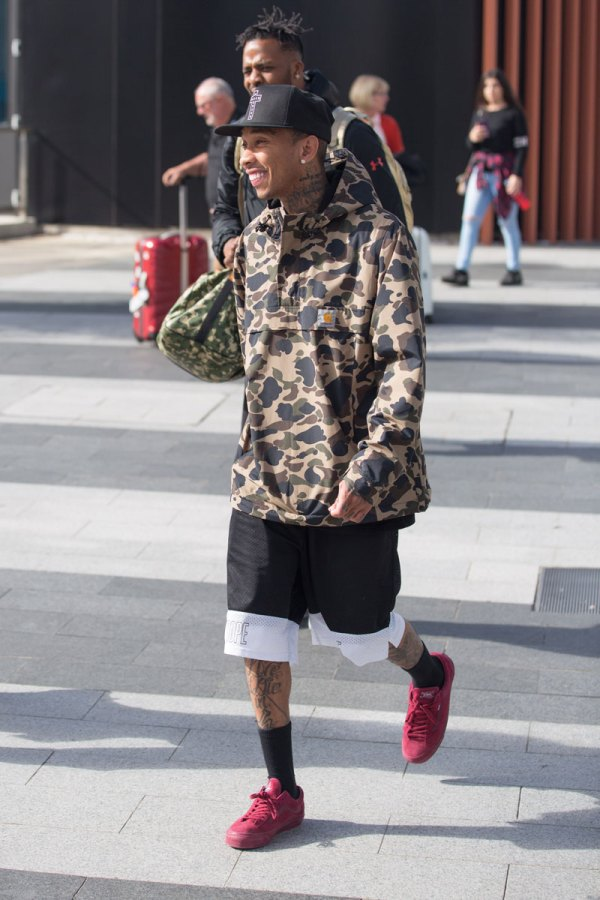 Tyga Cheating On Kylie Jenner With 35 Year Old Video Vixen: Tyga Cheating On Kylie Jenner?