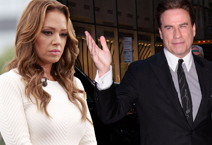 Leah Remini Scientology Documentary John Travolta Diss Video