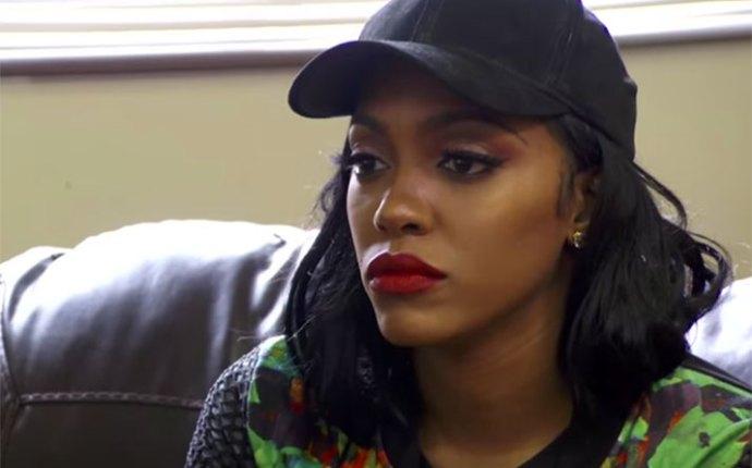 Porsha Williams of RHOA speaks on Kandi Buruss & Rumors