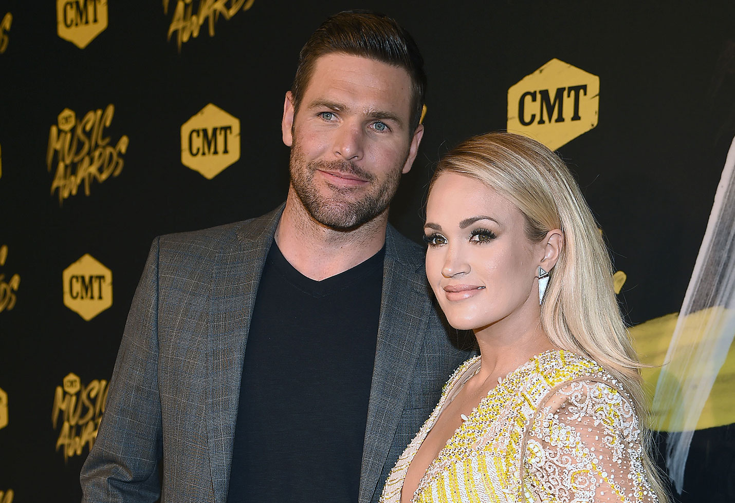 Carrie Underwood Celebrates 8 Years Anniversary Mike Fisher