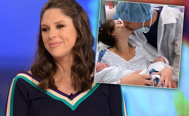 The View Host Abby Huntsman Gives Birth To Twins Photos