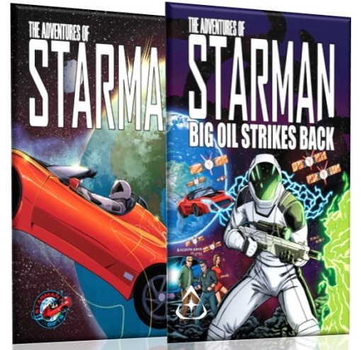 The Adventures of Starman Holiday Bundle
