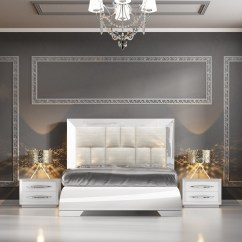 Durable Sofa Bed Furniture Protectors For Sectional Carmen White Modern Italian Bedroom Set - N Star ...