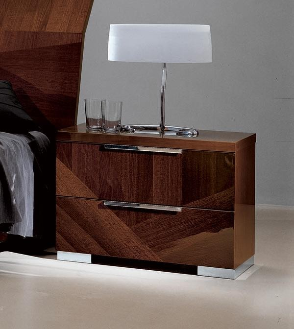 Capri  Alf Italian Modern Bedroom Set Star Modern Furniture