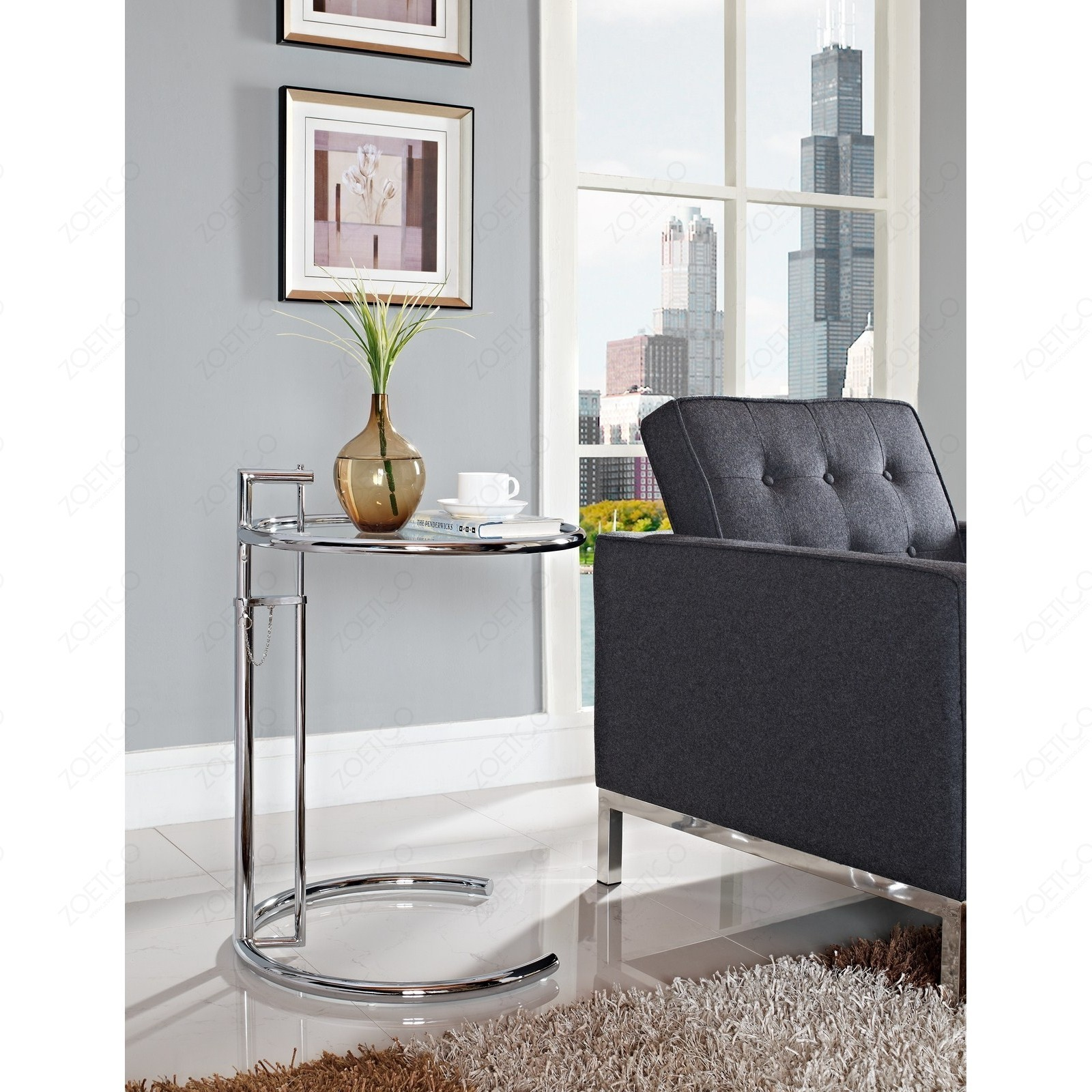 Eileen Gray Side Table  Coffee  End Tables Star Modern