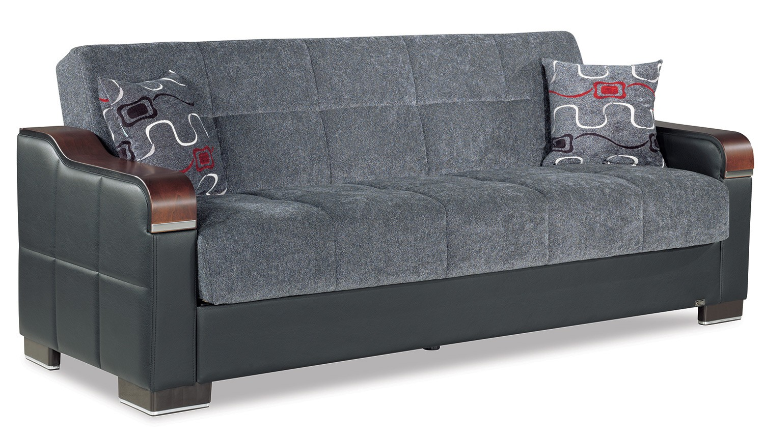 io metro sofa review dundee utd youth hibernian sofascore politan sofabed  brown leatherette beds star
