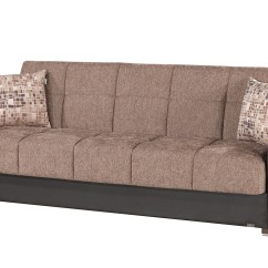 Leatherette Sofa 18 Inch Doll Pattern Politan Sofabed  Brown Beds Star