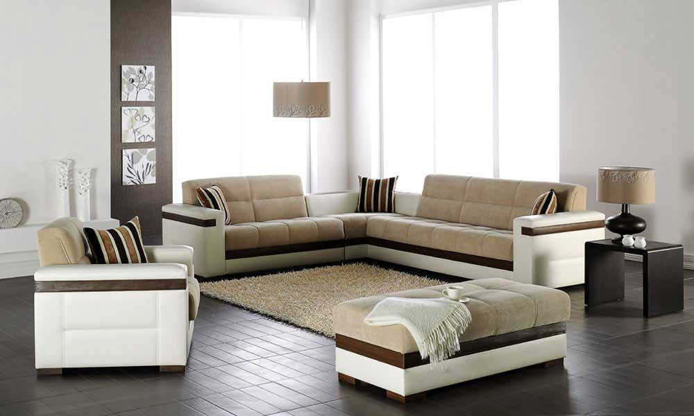 Star Sofa Bed Sectional  Fabric Sectionals  Living Room