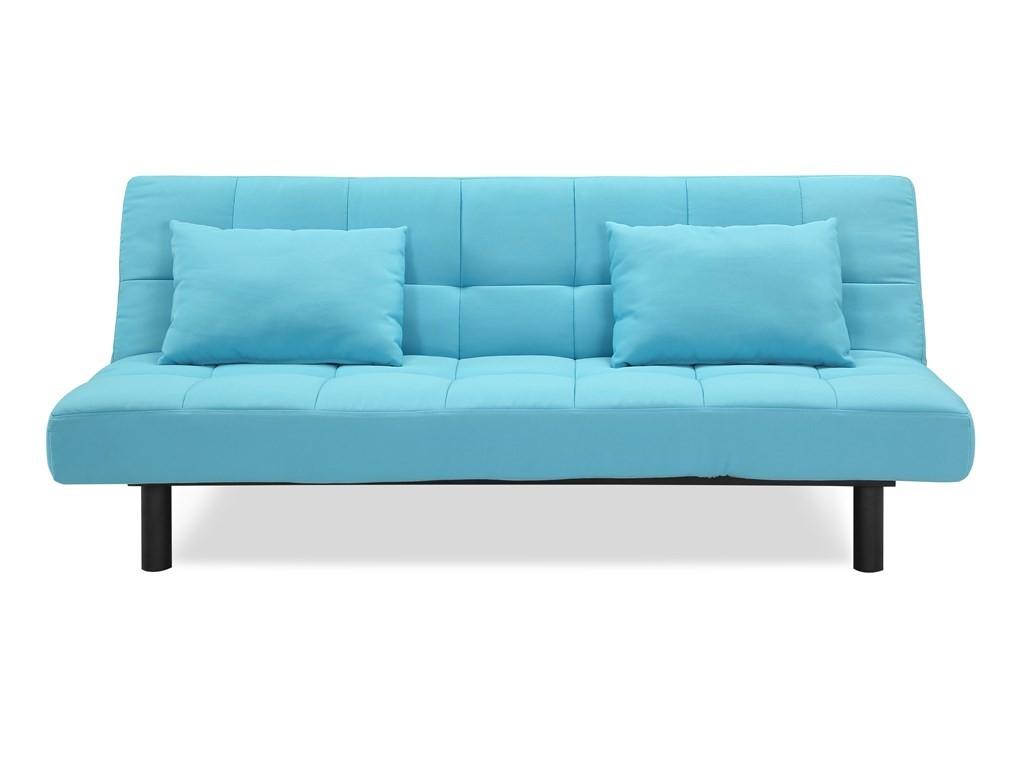 sofa back pillows phoebe super amart light blue outdoor sofabed - beds star modern furniture