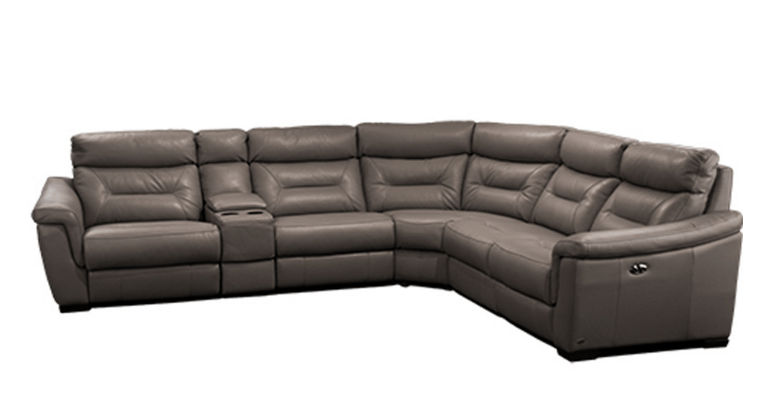 leather sofa sets modern big brown cushions 8759 full italian set