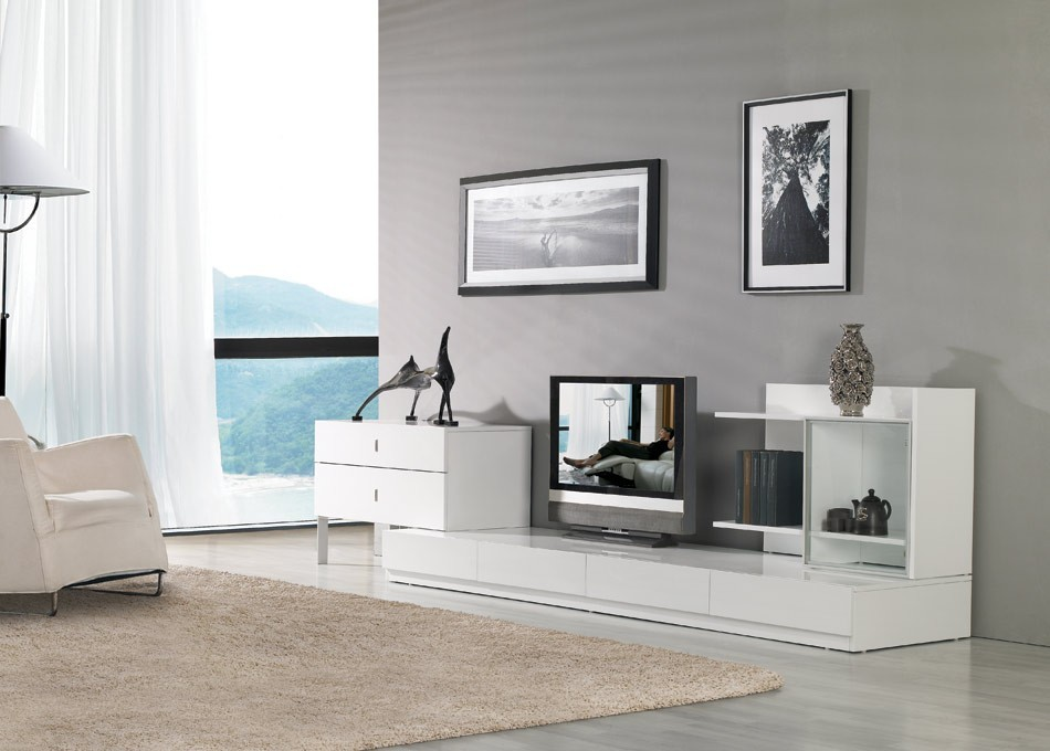 Maryland 3 Piece Entertainment Center  Wall Units Star
