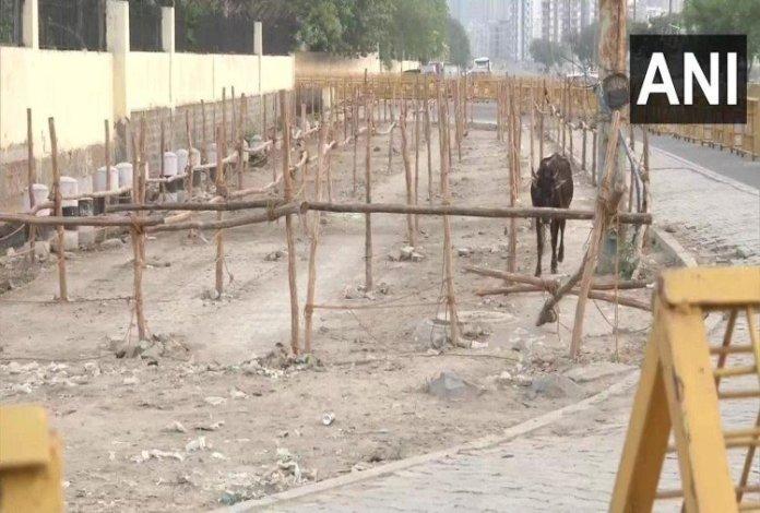 दिल्ली: दो दिनों के लिए बंद की गई गाजीपुर मंडी