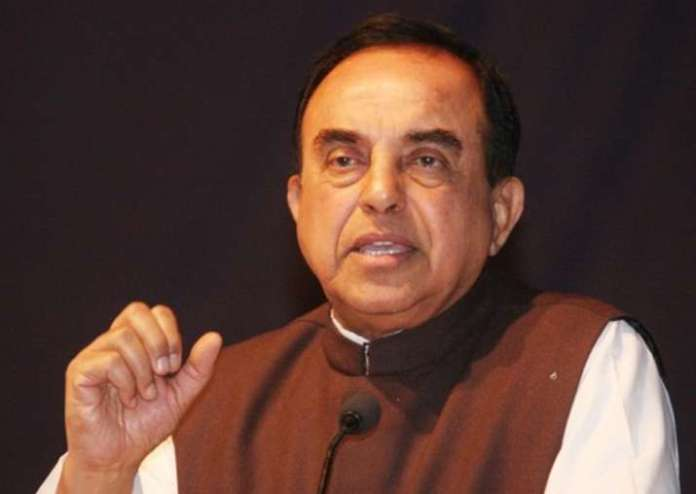 BJP leader Subramanian Swamy calls for uniting Hindus, creating ...