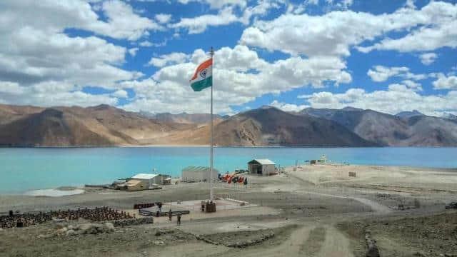 लद्दाख: सीमा पर तनाव के बीच भारत-चीन में ब्रिगेडियर स्तर की बातचीत जारी