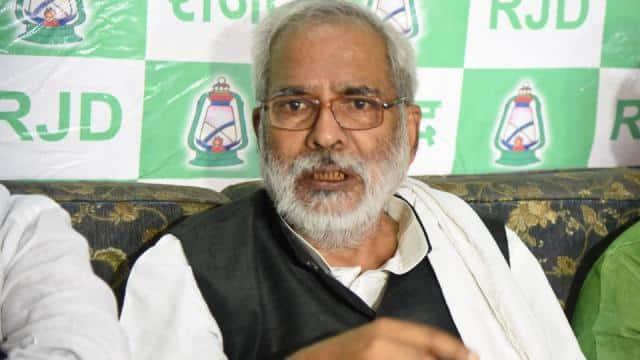 पूर्व केंद्रीय मंत्री रघुवंश प्रसाद सिंह का एम्स में निधन, तीन दिन पहले ही RJD से दिया था इस्तीफा