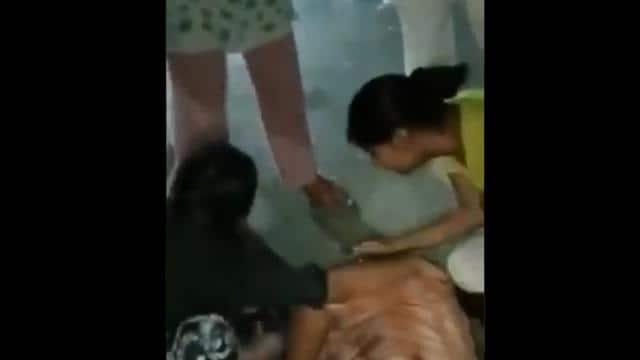 यूपी: सरेआम मेडिकल कारोबारी को गोलियों से भून डाला, पापा-पापा चिल्लाती रहीं बेटियां