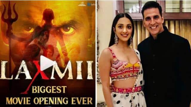 अक्षय कुमार की फिल्म 'लक्ष्मी' ने तोड़े सारे व्यूअरशिप रिकॉर्ड, दिवंगत एक्टर सुशांत सिंह राजपूत की फिल्म 'दिल बेचारा' को भी दी मात