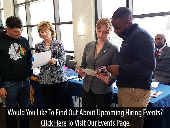 Would you like to find out about upcoming hiring events