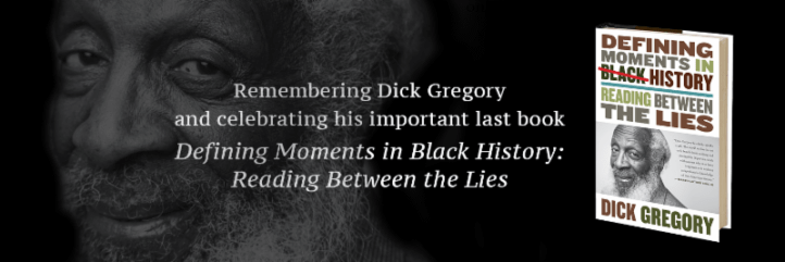 Dick Gregory last book
