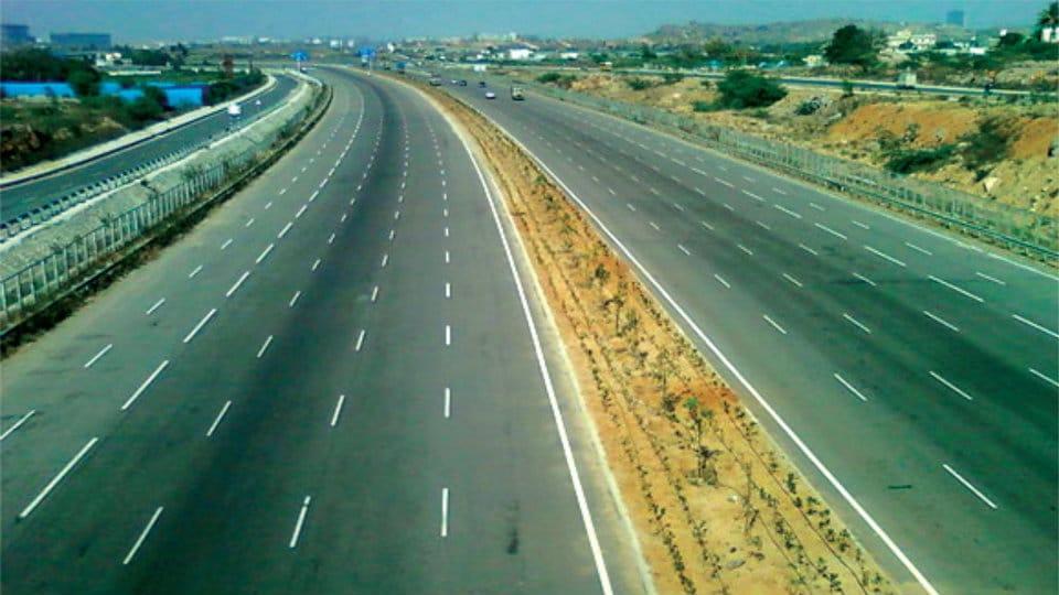 Land acquisition delay hits 10-laning of Mysuru-Bengaluru Road
