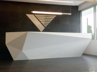Build Curved Reception Desk Plans DIY vinyl shelf plans ...