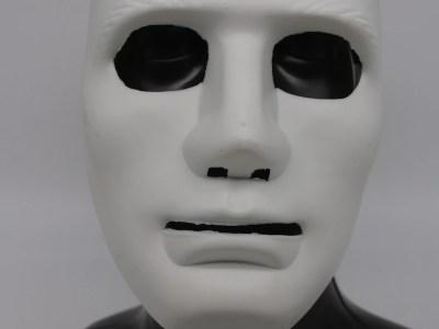 Plastikust mask