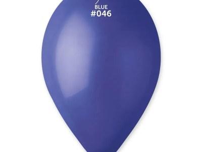 Kummist õhupall tumesinine (46)