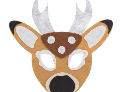 Laste vildist mask Kits