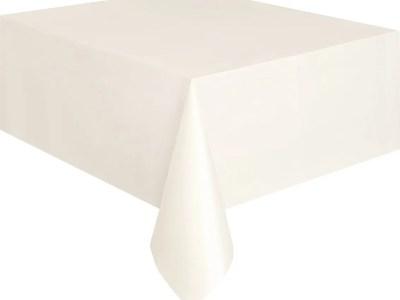 Plastikust laudlina 1,37*2.74cm helebeez