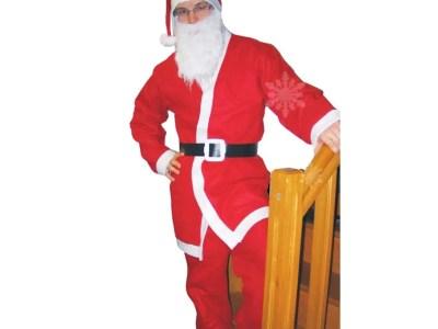 Jõulunana kostüüm (õhuke materjal)