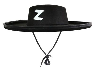 Zorro müts