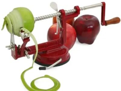 Õuna koorija ja viilutaja