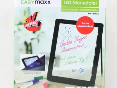 Neoon LED tuledega teadetetahvel