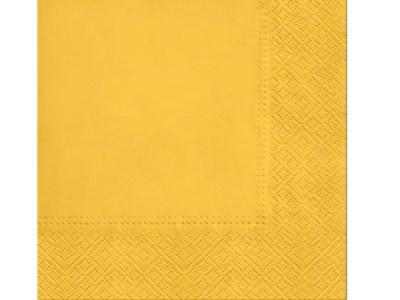 Salvrätikud kollased 20tk