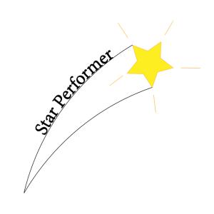 Star Performer Logo TM, Copyright by Steve J Davis All Rights Reserved