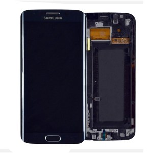 SAMSUNG GALAXY S6 EDGE+ LCD DISPLAY ASSEMBLY BLACK