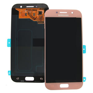 Samsung Galaxy A5 Pink LCD Screen