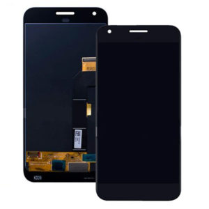 Google Pixel Black LCD Screen