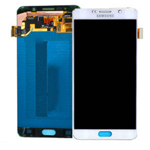 Samsung Galaxy Note 5 White LCD Screen