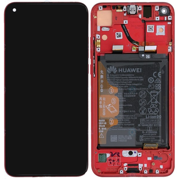 Honor View Lcd Screen