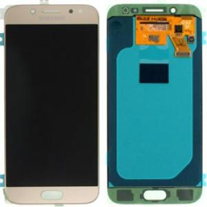 Samsung Galaxy J5 LCD Screen Complete With Frame Assembly Unit Gold
