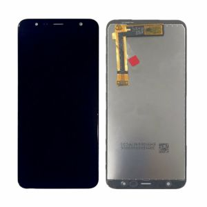 Samsung Galaxy J4 Plus J415 LCD Screen Complete With Frame Assembly Unit Black