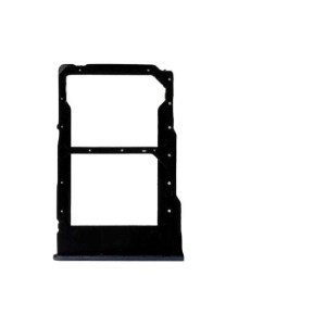 For Samsung Galaxy A40 (A405) Replacement Sim Card Tray Holder Black