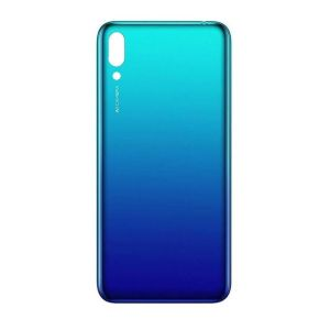Battery Back Cover for Huawei Y7 2019 Blue