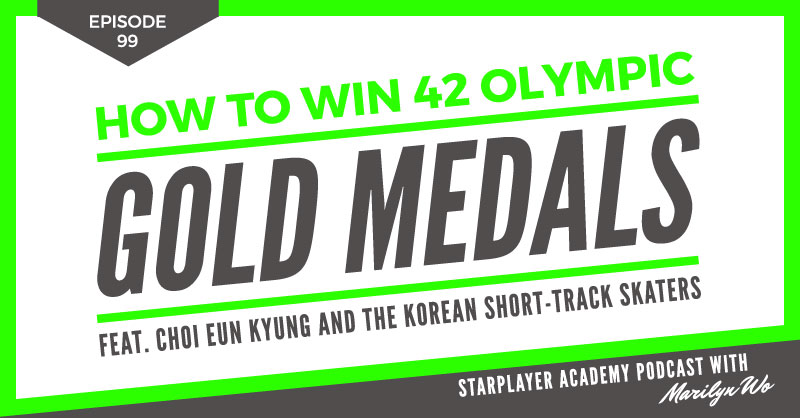 How to Win 42 Olympic Gold Medals Featuring Choi Eun Kyung and the Champion Korean Short Track Skaters