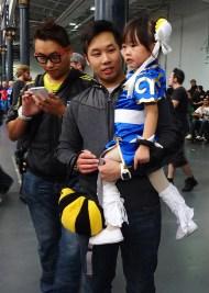 Chun Li costume