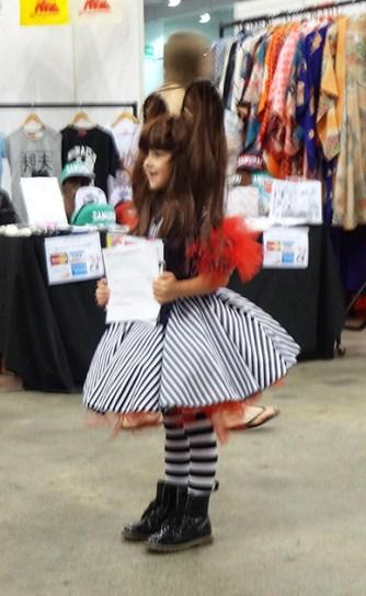 chibi kyari cosplay