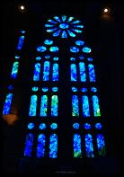 la sagrada familia Window