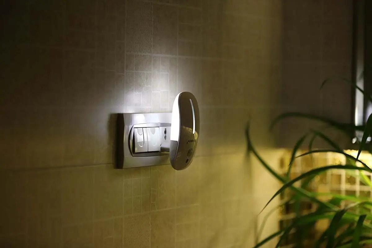 Best Motion Sensor Night Light Plug