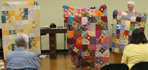 Judy Bradley - 3 Comfort quilts